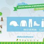 Estos son los implementos que debes llevar a tu sitio de reforestación #ReforestaPanamá https://t.co/wWv8cUqQmd