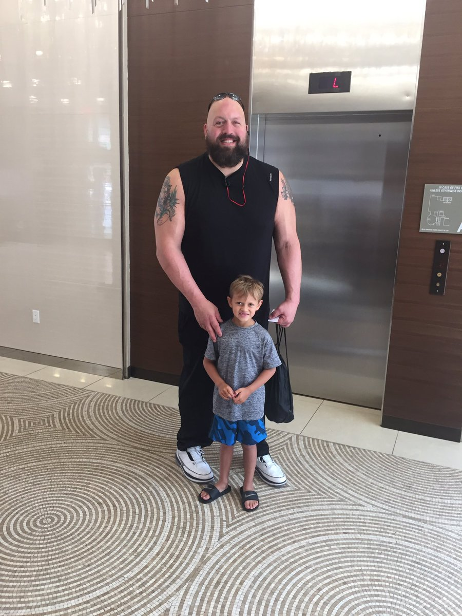 WWETheBigShow photo