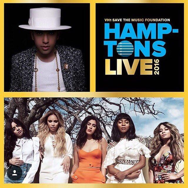 Get your #HamptonsLive tickets: https://t.co/e4Q6YfA3d4 https://t.co/Sbu0wyUeq1