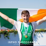 Pull Like A Dog Paul ODonovan has won gold at the World Championships in Rotterdam. What an achievement! https://t.co/HCoKvqjUbS