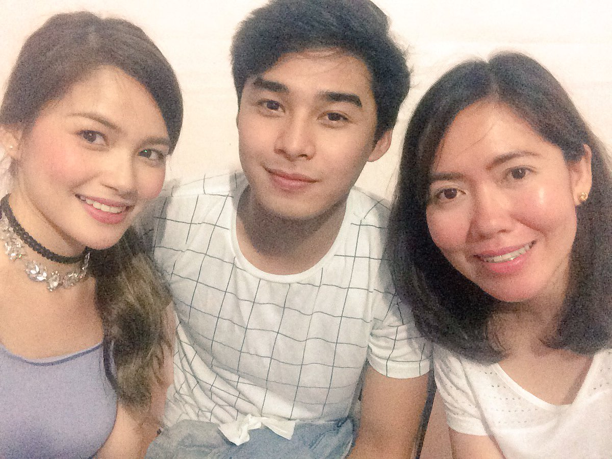 First pic together #mclisse https://t.co/odWH0Hg7Ja
