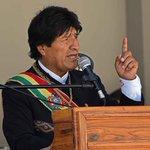 Promete Evo Morales revelar pruebas de conspiración contra su gobierno https://t.co/09uWGQZrEg #Bolivia @evoespueblo https://t.co/rKSgnK7o4I
