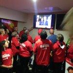 Local ALP members watching Michael Gunner #ntvotes https://t.co/XtifgDyeB6