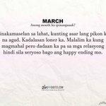 January & March 👀 Bakit saktong sakto sakanila? 👀 @aldenrichards02 @mainedcm #ALDUBLOLASinConcert https://t.co/J0U0yyUh4y