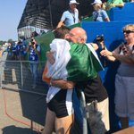 Heres the moment Paul ODonovan met his dad after his World Championship gold #PullLikeADog https://t.co/4q871JBAvE https://t.co/ZoX4JuxHCn