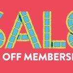 @bathindiechat Bank hols membership sale - 50% off! Free tickets, local discounts & more.https://t.co/cwAuekG2jx https://t.co/rnd84VvZmK
