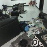 El día de hoy entraron a la residencia de @mangozurda con la intención de asesinarlo! Alerta pueblo. https://t.co/oe8C3ogSC5