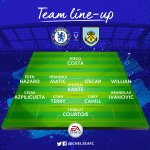 So heres how the Blues line up today... https://t.co/Gs5SuiXiyE
