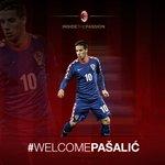 Welcome #Pasalic! 🇭🇷🔴⚫️ Benvenuto Mario! 🇭🇷🔴⚫️ ➡️ https://t.co/Jy5m7xsYgi #weareacmilan https://t.co/STxxD3Ul7M