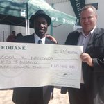 And in other news, Mr Teodor Nantinda from Ondangwa is the August WINNER in our Win Your Share of N$1 million https://t.co/KkTuQWt6ba