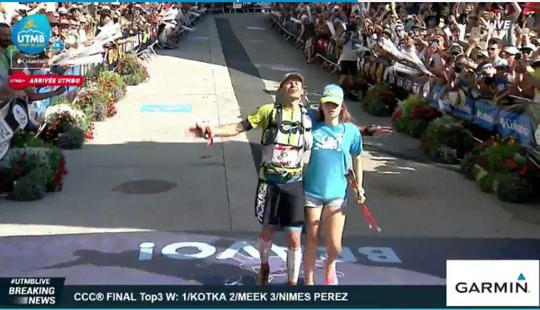 #UTMB Ludovic POMMERET official winner of the legendary #UTMB race 2016 edition!!! Congratulations!! #UTMBLIVE https://t.co/13zJxrHWhP