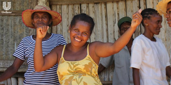 Madagascan vanilla makes our ice cream taste great AND provides livelihoods for 4000 farmers https://t.co/o28EB5c4iR https://t.co/SIgOM7728o