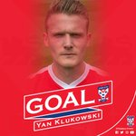 13) GOAL: YORK CITY 2-1 Woking. YAN KLUKOWSKI. https://t.co/67IvziBHeC