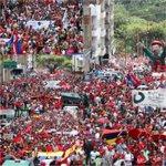 LA FUERZA QUE TIENEE La clase trabajadora Bolivariana EN VENEZUELA ¡ESO NO LO TUMBA NADIE! #LasCallesSonDelChavismo https://t.co/YT1NUxpbHi