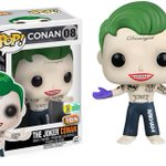 RT & follow @OriginalFunko for the chance to win an #SDCC2016 exclusive The Joker Conan Pop! https://t.co/RG1wr4IFyL