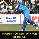 #IndvsWI What a Game, What a Fight! Well Played .@klrahul11 https://t.co/es13o5LFM0