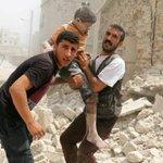 #Iran #News Barrel bombs kill at least 15 civilians in #Syrias Aleppo https://t.co/tRTAXb0Q1H https://t.co/rkt50Srt3Z