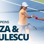 RT @connecticutopen: CHAMPS! Mirza/Niculescu win the #CTOpen16 doubles title 7-5, 6-4 over Bondarenko/Chuang https://t.co/Yi8WMVeUxX