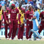 @DJBravo47 bowls Windies to thrilling 1 run win as @klrahul11 ton goes in vain. Well played @westindies ! . #WIvIND https://t.co/LCUiQsdvvW