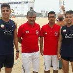 #Iran breezes past Colombia 3-0 at Rio 2016 Footvolley World Tournament https://t.co/GpZshEgCLg https://t.co/TFU0BU2Eld