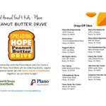 Fight childhood hunger in Plano with the Food4Kids Peanut Butter Drive! #SpreadTheHopePlano https://t.co/cM8qmeXBif https://t.co/QjUmoBWuHv
