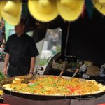 Amazing food at the Streatfood festival at Valley Gardens #Harrogate https://t.co/DDvUfHGjsO