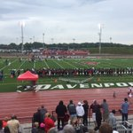 First Davenport football game!! Go Panthers! 🐾🏈 https://t.co/wOTyv8cyQY