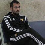 Alcácer practicando en su posición natural de falso 9 con el Barça https://t.co/auEeVzH1TG
