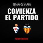 ⚽️ ¡Arranca el encuentro en Ipurúa! ¡Vamos a por la victoria equipo! ➡ https://t.co/N3DbHd6HVR #ValenciaEibar https://t.co/pQzxwMbm7P