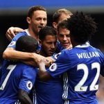 Great performance and win before the international break! 9 points! @ChelseaFC #cfc https://t.co/g9czhGfkrp