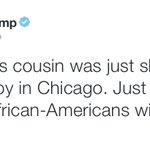 So @realDonaldTrump sent this tweet again, now with corrected spelling of Wades name. Since thats what was wrong. https://t.co/J9SutRRiae