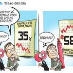 #TrazoDelDia Varela hace todo lo posible para subir en las encuestas. https://t.co/JXYguaDM7Q