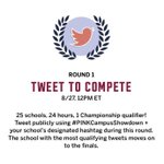 Lets go Hokies!!!  - tweet #PINKCampusShowdown #VTShowdown  - turn OFF protect my tweets - win Campus Showdown 💕💕 https://t.co/so4Kd8g2Gw