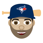 Twins get one first and lead 1-0. @JoeyBats19 leads off for the @BlueJays. #OurMoment https://t.co/54fpcTVhrA