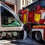 Strasbourg: Tramway coupé après un accident avec les pompiers https://t.co/E1cviO59MC https://t.co/TMOE18LkXC