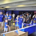 Lots of fun things for kids to do today on Jr. Jays Saturday pres. by @bostonpizza! Make sure you check them out! https://t.co/0FKvNqzxDg