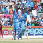 1st T20I: Total of 489 runs. Rahul joint 2nd-fastest ton. West Indies win by 1 run #IndvsWI https://t.co/8LYw0guaYW https://t.co/aX2D86WEAm