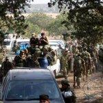 الثوار يسيطرون على قرية يوسف بيك جنوب غرب #جرابلس بريف #حلب بعد معارك مع ميليشيا حزب العمال الكردستاني #سوريا https://t.co/zkwqkJOuNM