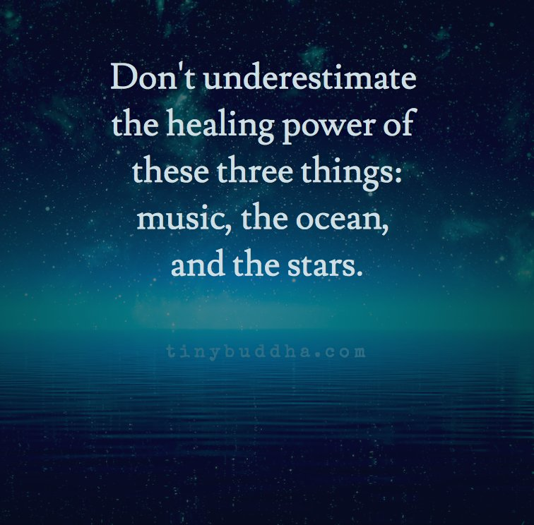 1fc396ee043 Don t underestimate the healing power of these three things  music ...