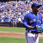 After 3, @BlueJays trail 1-0. @MStrooo6 heads back to the mound for the 4th. #OurMoment https://t.co/Nq1onjXrkT