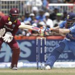 India Lose First T20 by One Run Against Windies | https://t.co/pO6jd0g5Hu | Outlook Wires https://t.co/nUwiKVPugY