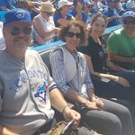 These fans are enjoying #GALAXYLIFE at today's game. @SamsungCanada https://t.co/utA7CcJhmv