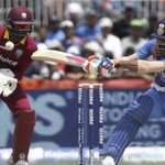 #INDvsWI: Heartbreak for India as Dhoni MSes up chase after KL Rahuls stunner https://t.co/ScYwqYNj1v https://t.co/IwhKKCmuog