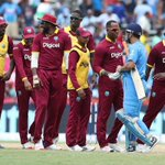 1st T20I: West Indies (245/6) beat India (244/4) by 1 run; Rahul (110*), Rohit (62), Bravo (2/37) #IndvsWI https://t.co/FNvYh4o0B8