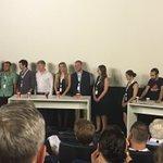 Premiere des Films der int. filmschule zum #unserNRW-Wettbewerb beim #NRWTag #Hammer https://t.co/a0T9sadBM2