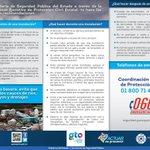 #GtoActúa Atiende estas recomendaciones. #ActuarEsPrevenir. #GtoSeguro. |@gobiernogto @miguelmarquezm @AlvarCdeV https://t.co/JMdt79AfZw