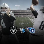 Stats, drive summaries, & more. Follow tonights #TENvsOAK action with our Game Center: https://t.co/yVymV7lDqW https://t.co/Kgr3Vk7bSE
