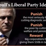 Make no mistake - @TurnbullMalcolm s first priority isnt every day folk #insiders #auspol https://t.co/so7SQtFcV1