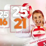 The #Huskers get the sweep over second-ranked Texas. #GBR  The defense was incredible in Eugene this weekend. ☠️🏐 https://t.co/TpHSv0RqNj