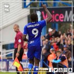 📷 Clayton Donaldson certainly enjoyed his afternoon. . . #BCFC https://t.co/VBw2j9LPp7